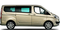 Ford Tourneo Custom 2.2TDCi MT Titanium LWB