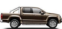 Volkswagen Amarok 2.0D MT Basis 4Motion 4WD (180)